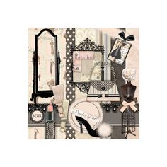 ❤ liked on Polyvore featuring backgrounds and scrapbook