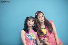 "Gfriend Summer Mini Album ""Sunny Summer"" Photoshoot Behind Cr: Source_Music Gfriend Album, Sinb Gfriend, Gfriend Sowon, Kpop Girl Groups, Korean Girl Groups, Kpop Girls, Extended Play, Girlfriend Kpop, Cloud Dancer"