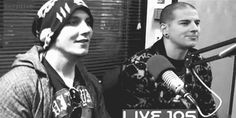 Synyster Gates and M. Shadows interview