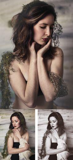 Maria | TERRA | Creative Portraits — Taylor English Photography