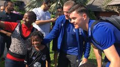 """Rooney mania grips Tanzania as Everton play Gor Mahia https://tmbw.news/rooney-mania-grips-tanzania-as-everton-play-gor-mahia  Wayne Rooney mania has gripped East Africa as England's record goal-scorer makes his first appearance for Everton since his return to the side at a historic match later in Tanzania.Rooney has been the centre of attention since Everton flew into Tanzania on Wednesday for a friendly.""""Rooney, Rooney, Rooney,"""" fans chanted as the team bus arrived at their…"""