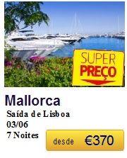 Palma de Maiorca €370