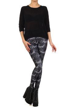 3364875d730de 10 Best My poprageous legs images | Awesome leggings, Best leggings ...