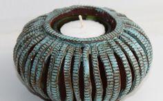 Keramik Kürbis Licht