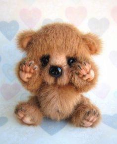 Little bear Derek by MaGy