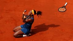 Serena Williams through the years