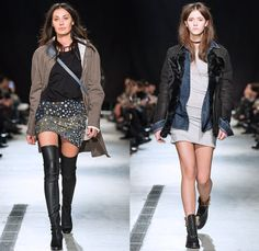 Superdry 2014 2015 Fall Autumn Winter Womens Runway Looks