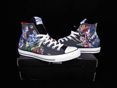 Converse Justice League All Star Chuck Taylor DC Comics Kicks   Sneakers Converse  Dc Comics 8818aa063