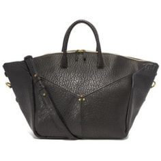 sale Jerome Dreyfuss Gerald Convertible Satchel - Black