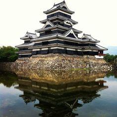 松本城 (Matsumoto Castle)