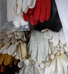 Some of my gloves
