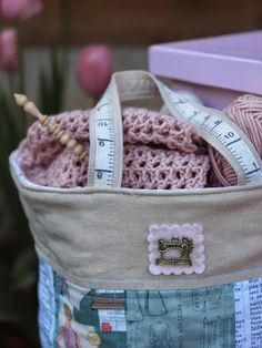 Betsy Makes ....: Project Bag Obsession