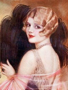 picture of 1920s flapper girl | ... May: Roaring in the glamorous 1920s.....as Flapper girls of course