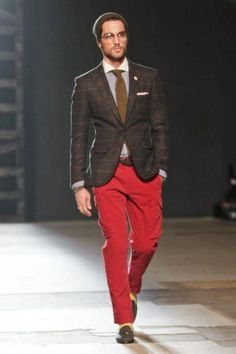 Michael Bastian Fall Winter Menswear 2013 New York