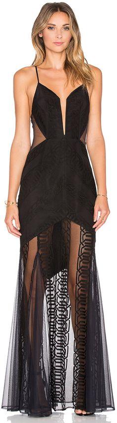 Shona Joy Arabesque Maxi Dress on ShopStyle Women