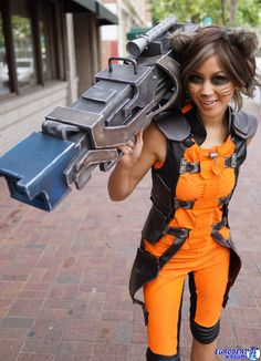 "cosplayblog: "" Rocket Raccoon from Guardians of the Galaxy "" Cosplayer: The Stylish Geek [WW | TW | FB | IN] Photographer: Eurobeat Kasumi Photography "" """
