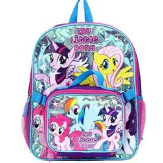 My Little Pony Backpack + Lunch Bag - Mercari: Anyone can buy & sell