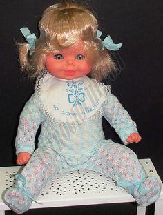 Furga bambola Allegra mora originale prodotta negli anni '70, nuovo w Scatola mai usata