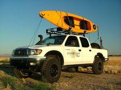 tacoma roof kayak - Google 検索