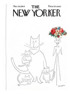 Cat dating new yorker