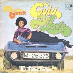 Marcia Barrett Could Be Love ...Boney M. 1ste Single 1971