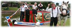 Tiverton Canal Company offers a unique family day out