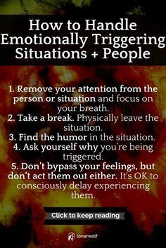 How to Identify Your Emotional Triggers Before its Too Late via LonerWolf Under Your Spell, Psychology Quotes, Coping Skills, Mental Health Awareness, Infp, Introvert, Self Improvement, Self Help, Anxiety
