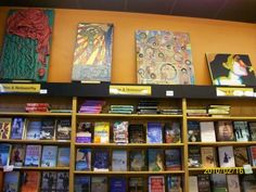 Water Street Bookstore is the largest independent bookstore on the seacoast of New Hampshire. We feature a comprehensive selection of both local and national authors. Our friendly and knowledgable staff will be happy to assist you in finding just the right book for you.