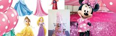 Become a Princess for the day with the Young Girls theme. You may want to go with a frozen winter wonderland theme or a classic Disney Princess theme, or whatever your daughter loves. Create a magical party for your young girl.