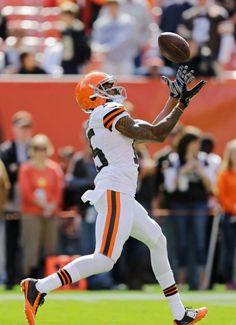 Eddie Johnson, Cleveland Browns | THE Browns; Sadly, my team ...