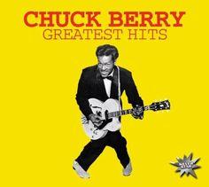 chuck berry album covers | ... Artists: C >> Chuck Berry >> Greatest Hits by Chuck Berry album cover