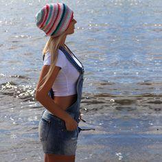 100% cotton handmade surf beanies #Zizterz #KnitZizterz #Surf #Girl #Beanie #Surfing #SurfHat #Beach