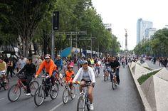 """5o. Aniversario """"Muévete en Bici"""" Mayo 2012"""