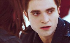 Edward BD2. Edward: i'm just going to pick you up and swing you around.....are you ok with that?