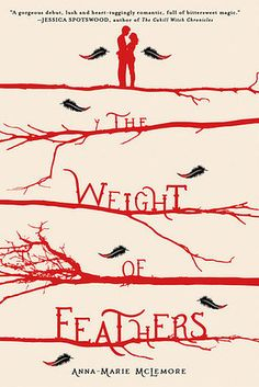 The Weight of Feathers by Anna-Marie McLemore | 17 New YA Books That Will Make Your Heart Happy