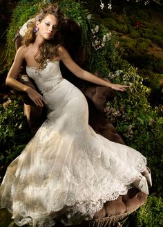 Bridal Gowns, Wedding Dresses by Lazaro - Style LZ3004