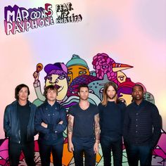 Payphone by Maroon 5. LOVE THIS SONG! Made me think of you, @Olivia Grace. ;)