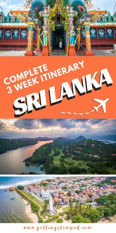 A complete travel guide on where to go in Sri Lanka. This destination has much to offer ranging from culture to gorgeous beaches to tasty food to friendly people. Visit the Temple of the Tooth in Kandy or hop on a scenic train in Colombo. Find the best hotel to stay at in Sri Lanka. The insane landscape is any photography lover's dream. | Getting Stamped - Couple #Travel & #Photography #Blog | #SriLanka #Kandy #Colombo #Beach #Travel #TravelTips #Asia #TravelGuide