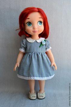 Купить Платья для куклы Дисней/Disney. - кукла дисней, одежда для кукол, disney, дисней, куклы дисней