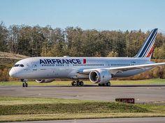 Air France: les vols découverte en Dreamliner sont en vente