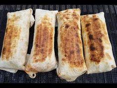 Najsmaczniejszy kebab #02 Takiego nie kupisz nigdzie! Robiony na grillu. Bombowy smak! - YouTube Tortilla Burrito, Smoke Grill, Grilling, Dinner Recipes, Food Porn, Food And Drink, Cooking Recipes, Tasty, Baking