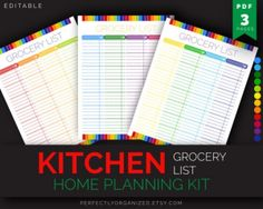 perfectly organized -  almost 300 printables for $20