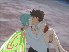 Eureka Seven - Eureka and Renton