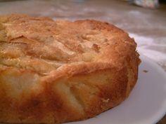 Omenakakku by wjharrison, Finnish apple cake. This recipe is really easy.
