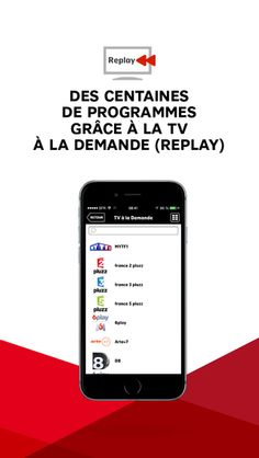 SFR TV -  iPhone
