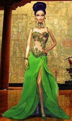 barbie gowns Miss Kosovo   . 12 20 2