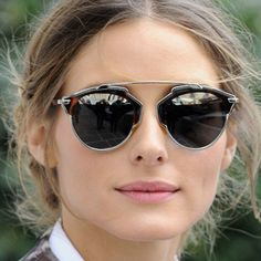 invest in a pair of trendy sunglasses, for when you re tired of trying too  hard. Olivia Polermo is so beautiful.she s the classic example c0addb02373