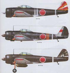 Nakajima Ki-43.