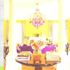 Purple mania...