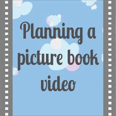 A book video is great for giving people a feel for your books before they buy. Here are some of the things I considered when planning my picture book video